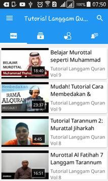 Tutorial Langgam Quran screenshot 2