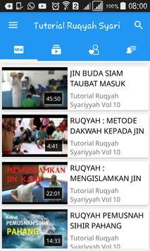 Tutorial Ruqyah Syari screenshot 1
