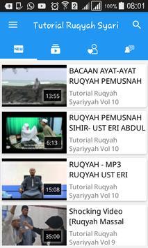 Tutorial Ruqyah Syari screenshot 2
