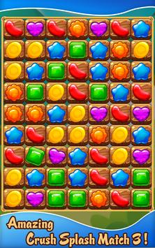 Crush Splash Fruits Fantasy Match 3 screenshot 7