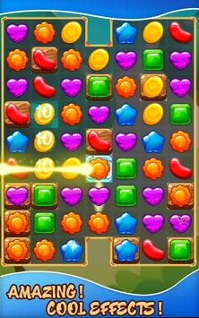 Crush Splash Fruits Fantasy Match 3 screenshot 4