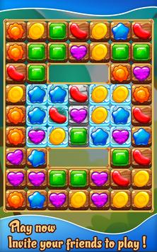 Crush Splash Fruits Fantasy Match 3 screenshot 5