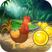 Run Rooster Rush icon