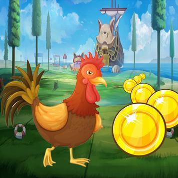 Run Rooster Rush apk screenshot