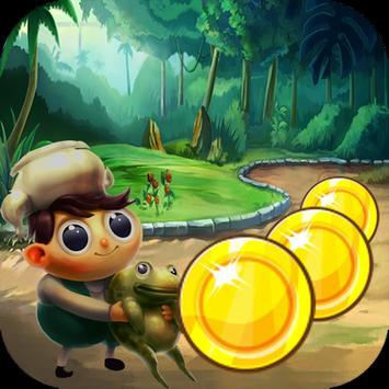 Run Over Garden apk screenshot