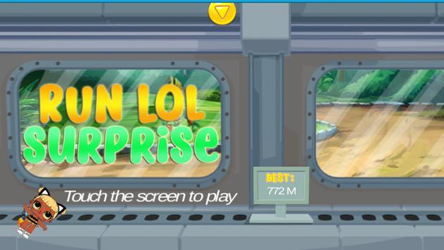 Run Lol Surprise apk screenshot
