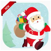 Santa's Gifts Christmas icon
