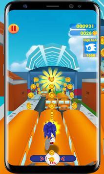 subway ѕonic run dash apk screenshot
