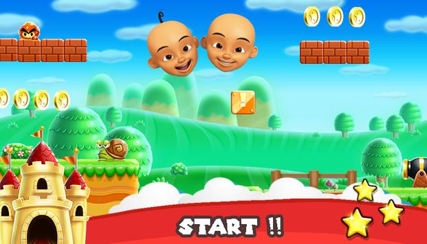 Upin & Friend Ipin Adventures screenshot 1