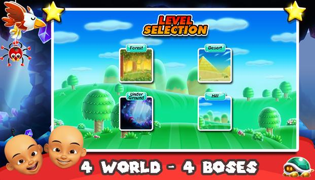 Upin & Friend Ipin Adventures screenshot 2