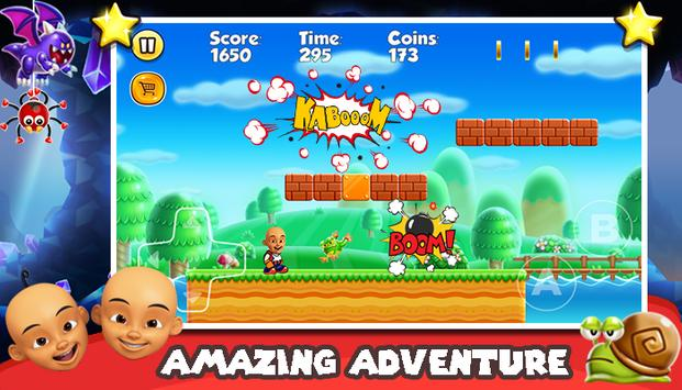 Upin & Friend Ipin Adventures screenshot 3
