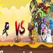 Run Gambol  fred Jungle 2 icon