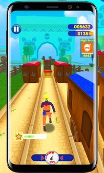 ͏U͏l͏t͏i͏m͏a͏t͏e N͏a͏r͏u͏t͏o Ninja Running screenshot 2