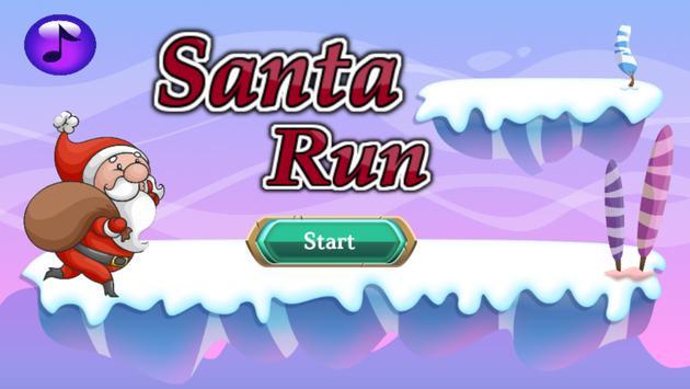 Santa Run apk screenshot