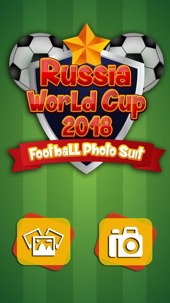 Piala Dunia 2018 Rusia ⚽ Editor Foto Terbaik For Android