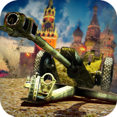 Russian Artillery 9 May icon