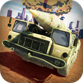 Russian Bomb Transport 3D icon