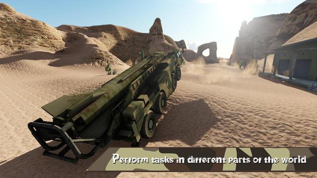 Russian Bomb Transport 3D apk screenshot