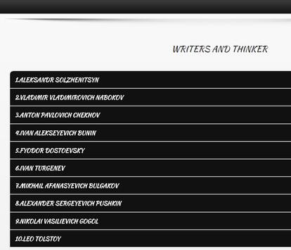 Great Russian Peoples Biographies in English screenshot 2
