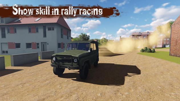 Russian Rally Truck Master PRO apk screenshot