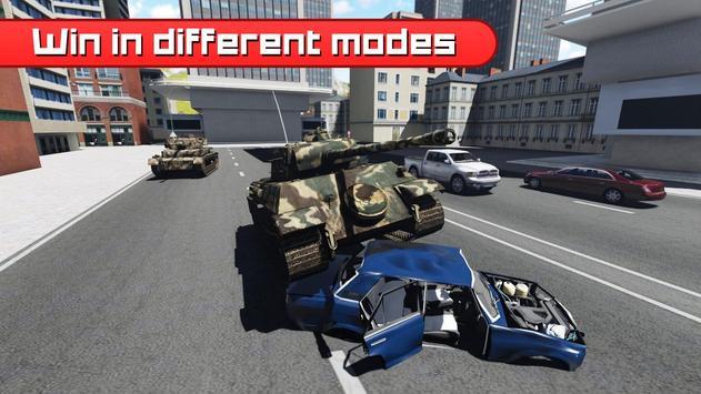Russian Road Tank Suv 3D apk screenshot