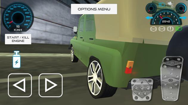Russian Suv 4x4 Driving screenshot 4