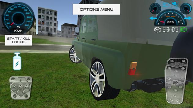 Russian Suv 4x4 Driving screenshot 11