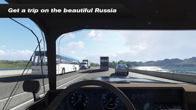 Russian Voyage on Gaz Chaika apk screenshot