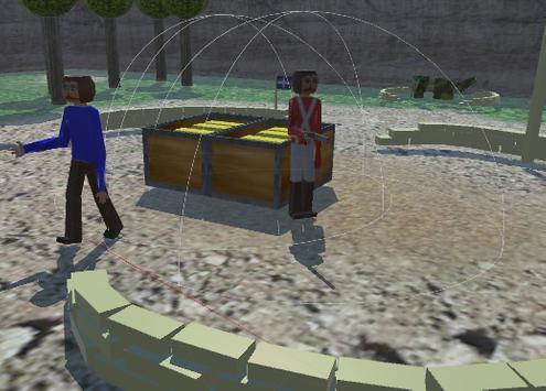 Defend The Stockade! apk screenshot