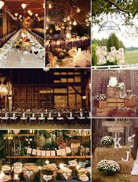 Rustic Wedding Decoration screenshot 5