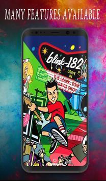 Blink 182 Wallpaper screenshot 3