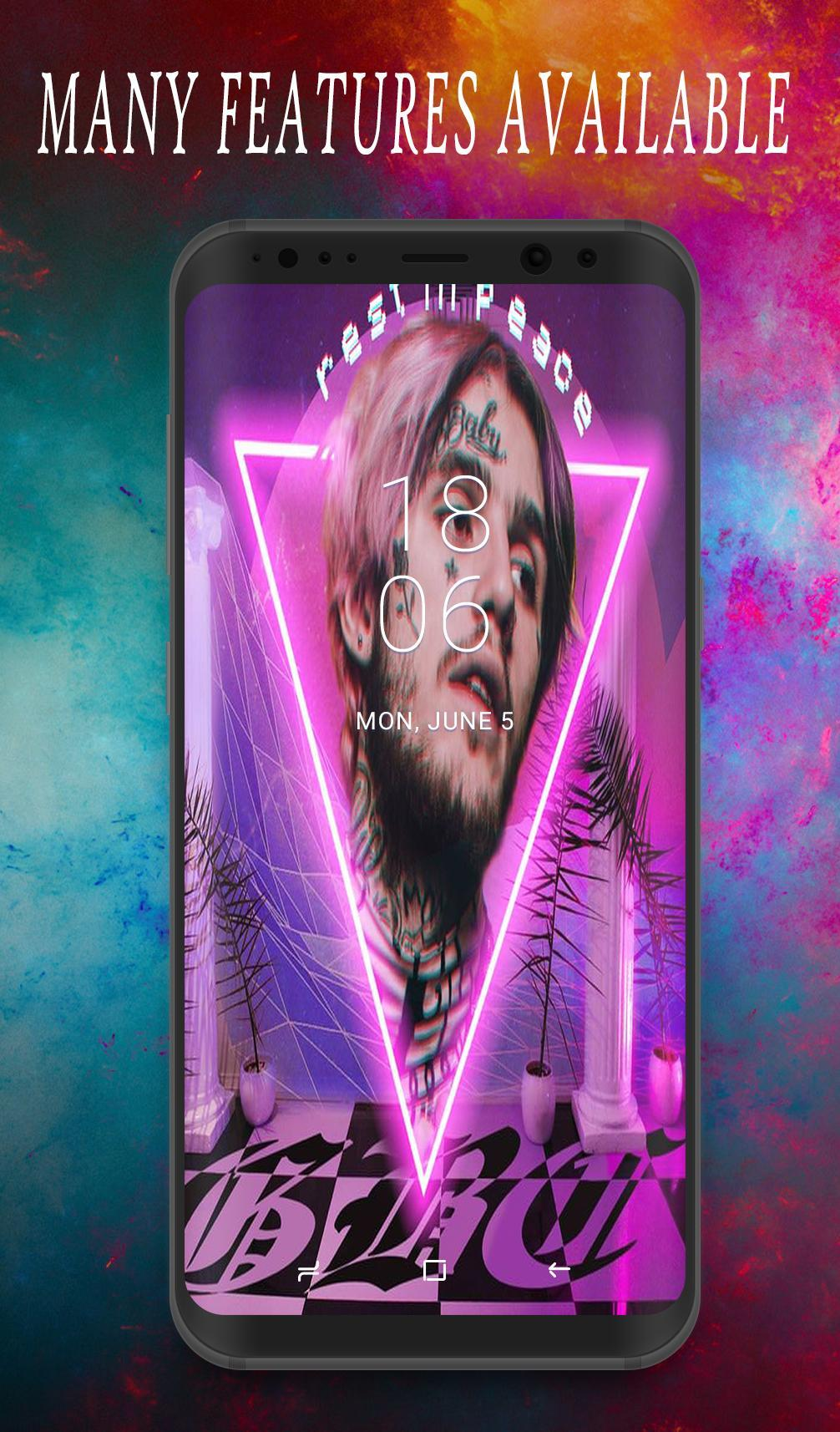 Lil Peep Wallpaper Hd For Android Apk Download