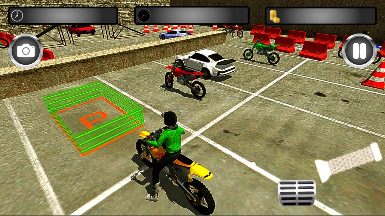 Bike Stunts Racing Free: Crazy Driver 3D for Android - APK