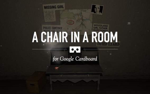 Chair In A Room poster