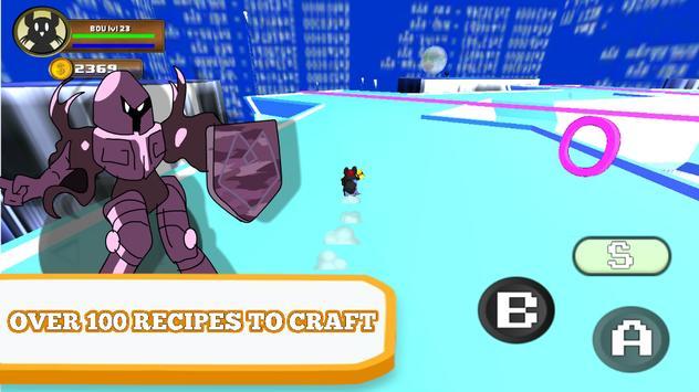 CG the Seven Virus Knights screenshot 6