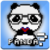 Color iTaichi Falling Panda Guess icon