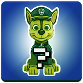 Paw Puppy Chase Guess Patrol Fun icon