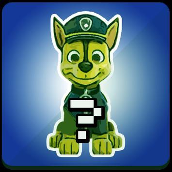 Paw Puppy Chase Guess Patrol Fun screenshot 1