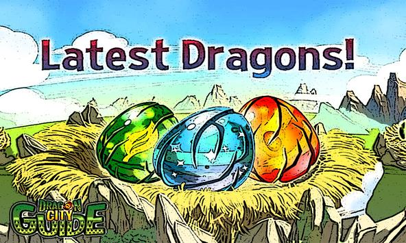Guide Dragon City poster