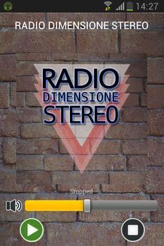RADIO DIMENSIONE STEREO poster