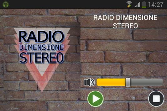 RADIO DIMENSIONE STEREO screenshot 1