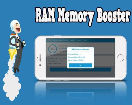 512 MB RAM Memory Booster screenshot 1