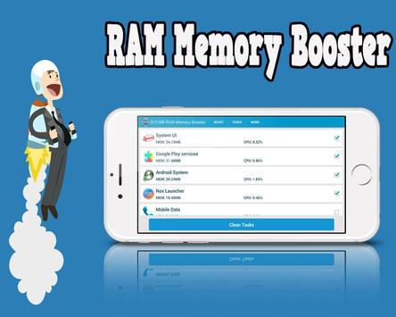 512 MB RAM Memory Booster screenshot 2