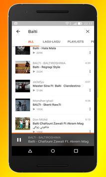 RAP Tunisien Balti Songs screenshot 4
