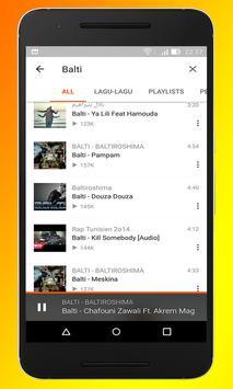 RAP Tunisien Balti Songs screenshot 5