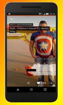 RAP Tunisien Balti Songs poster