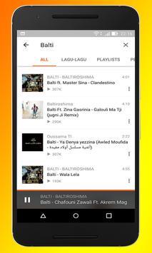 RAP Tunisien Balti Songs screenshot 1