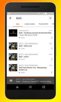 RAP Tunisien Balti Songs screenshot 2