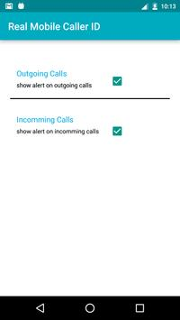 Real Mobile Caller ID screenshot 5