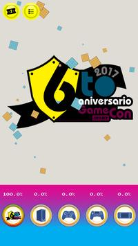 Gamecon Costa Rica 2017 poster